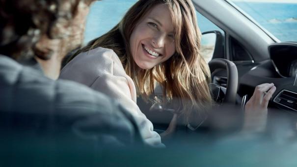 New SUV PEUGEOT 5008: Interior comfort