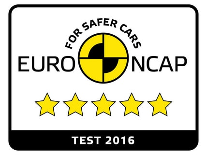 New SUV PEUGEOT 5008: A 5-star Euro NCAP rating for 2017