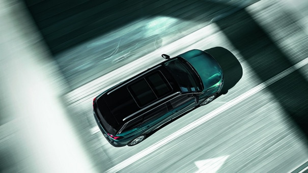 New SUV PEUGEOT 5008: Safety performance