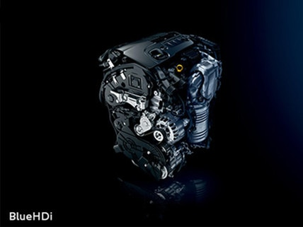 New SUV PEUGEOT 5008: BlueHDi Euro 6 diesel engines