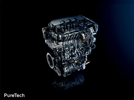 New SUV PEUGEOT 5008: 3-cylinder PureTech Euro 6 petrol engines