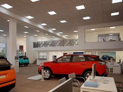 Tema dealership