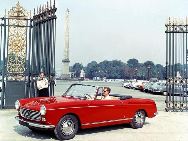 Cars - Peugeot 404 Roadster