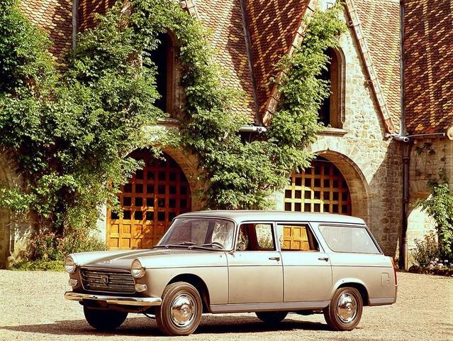 Cars - Peugeot 404 Familiale