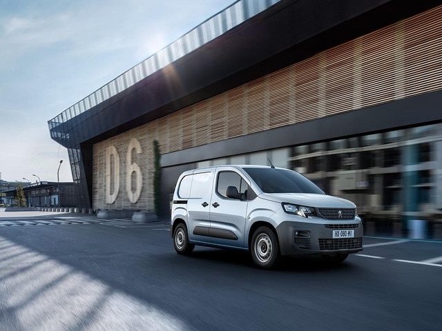 PEUGEOT PARTNER - Van of the year 2019