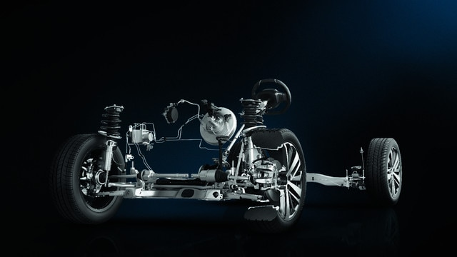 New SUV PEUGEOT 5008: New EMP2 platform