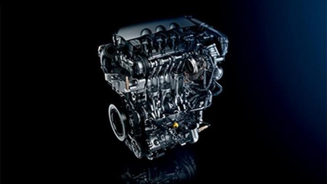 New SUV PEUGEOT 5008: 3-cylinder PureTech Euro 6 petrol engines